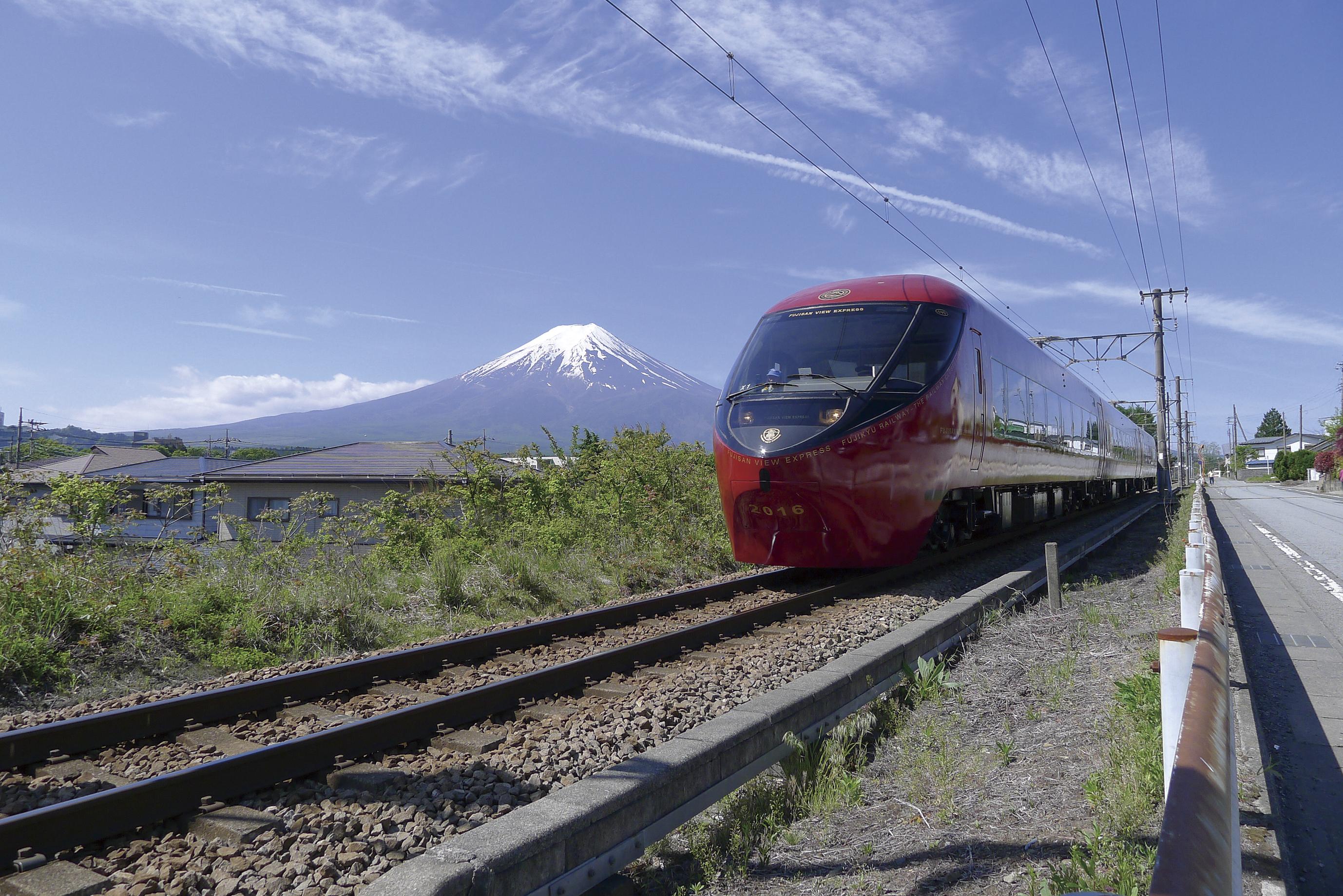 富士急行線のダイヤ改正について