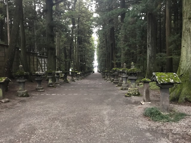 富士山周辺の浅間神社 ⓷北口本宮冨士浅間神社
